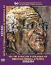 South African Yearbook of International Affairs 2003/04