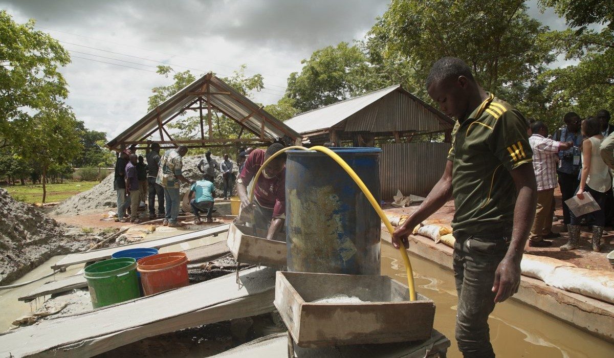 Artisanal and Small-scale Mining in Africa: Opportunities