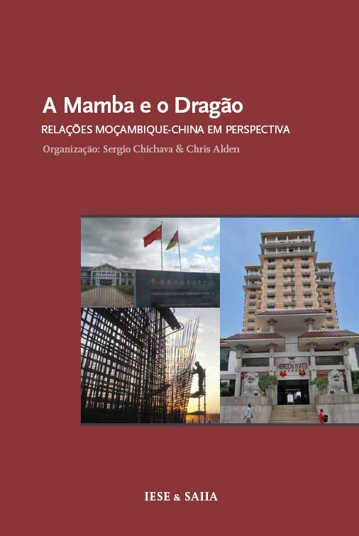 img book cover a mamba e o dragao