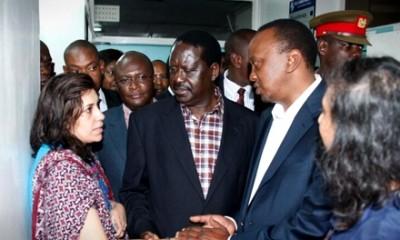 Photo © Kenyan Government/ Manoah Esipisu