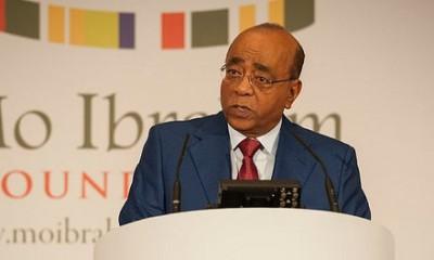 Photo © Mo Ibrahim Foundation