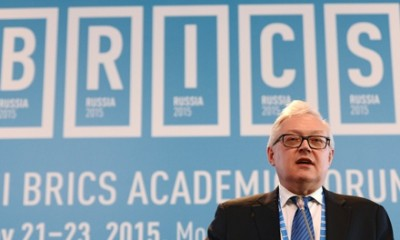 Photo © Russia's Presidency of the BRICS