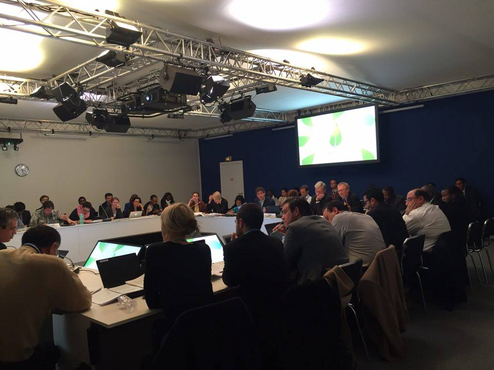 COP21 Legal and Linguistic Review Meeting