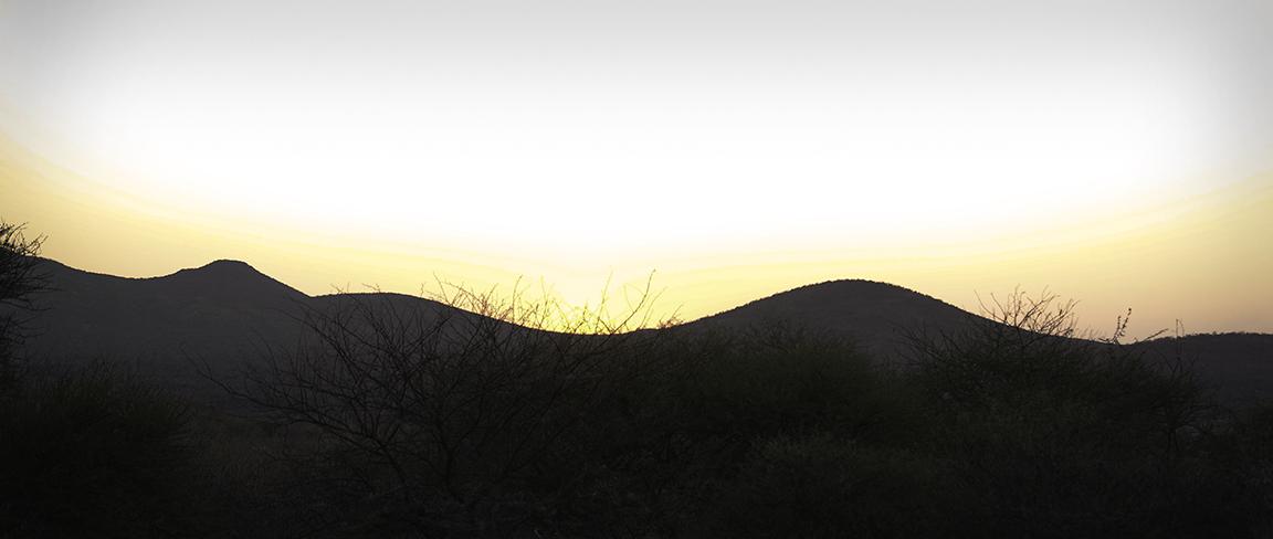 Mokolodi sunset Gaboronesmall