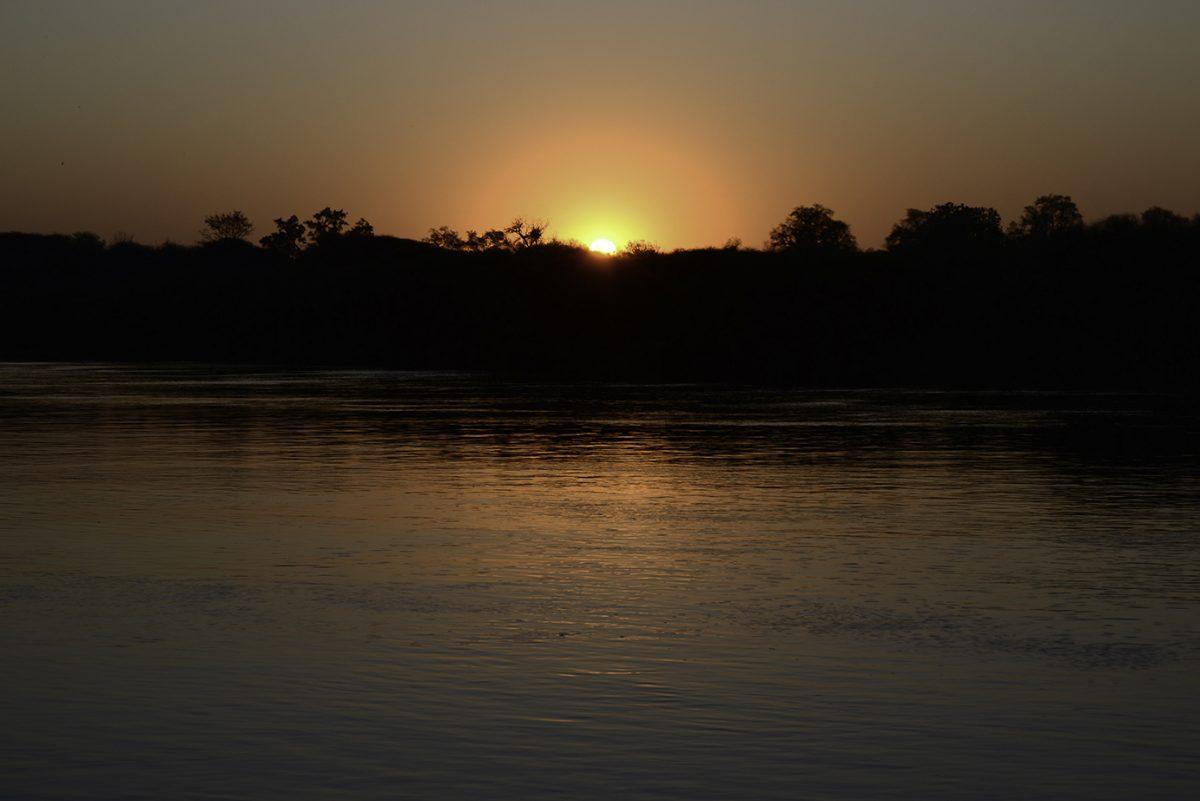 Shakawe-sunset Drotsky-cabinssmall