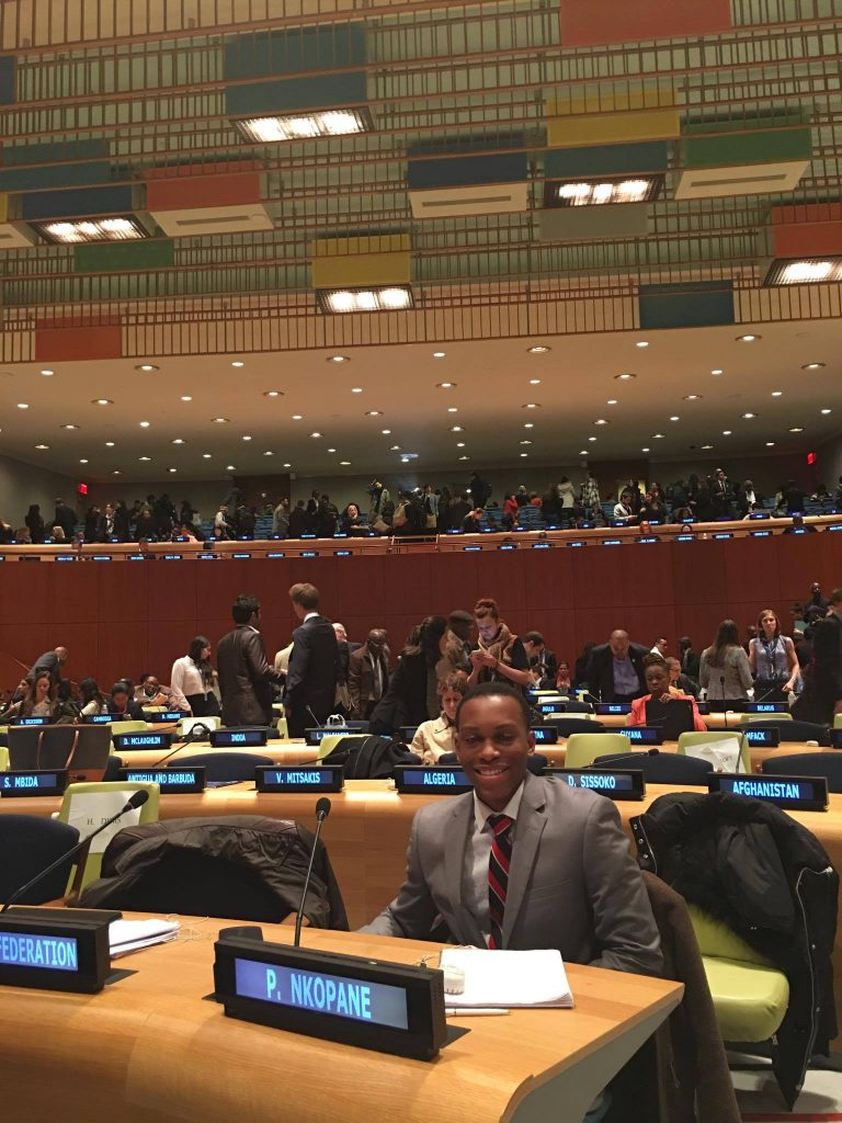 youth blog pule ecosoc