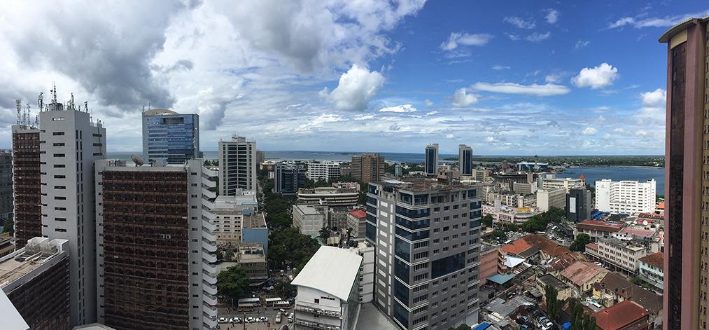 Tanzania arrival small