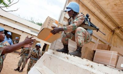 Photo © Albert Gonzalez Farran/ UNAMID