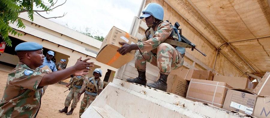 Photo © Albert Gonzalez Farran/ UNAMID