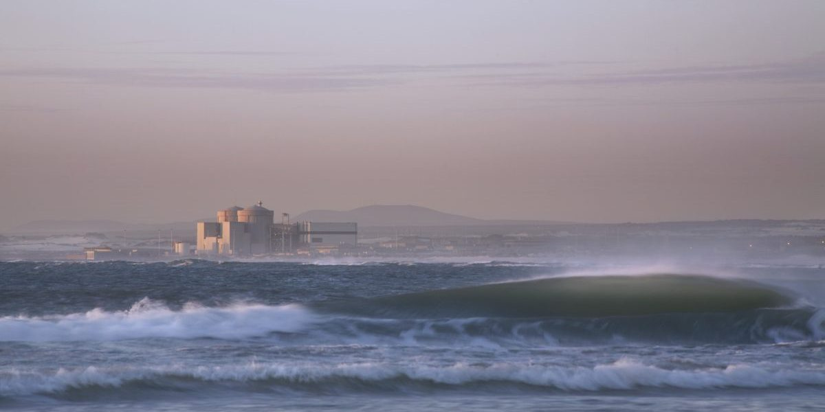 Koeberg power station, Cape Town. Image: Getty, StuartApsey