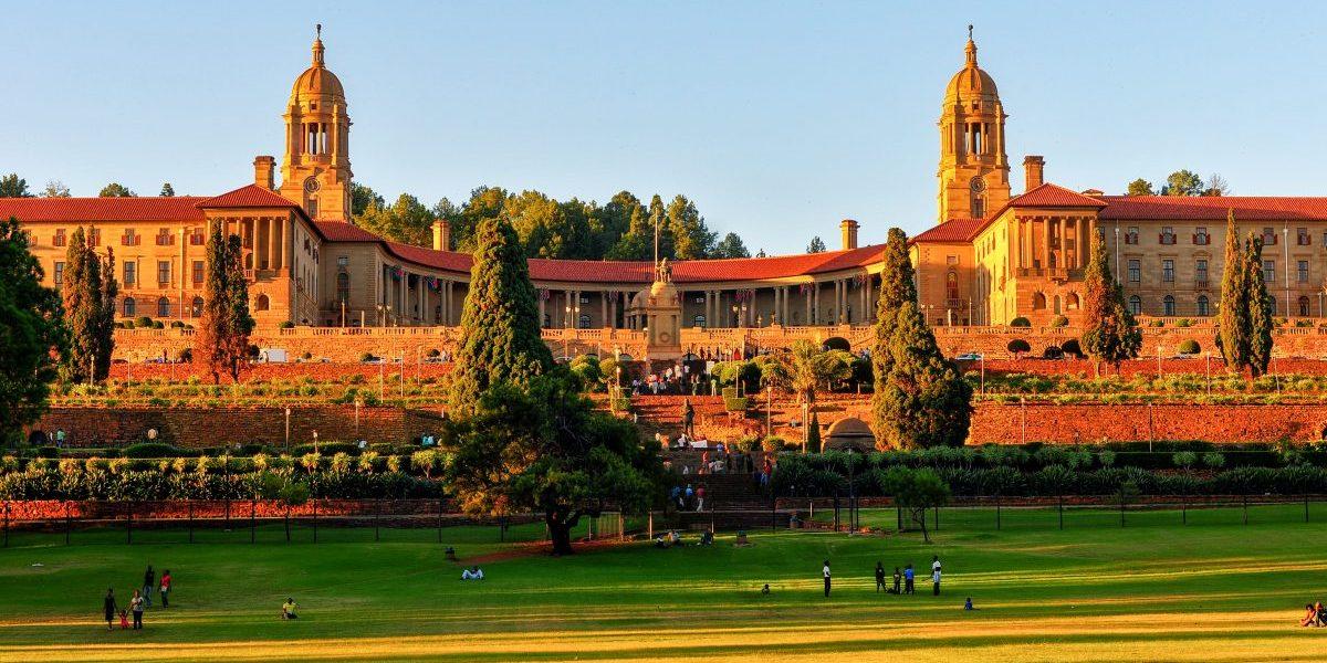 Union Buildings, Pretoria. Image: Getty, demerzel21