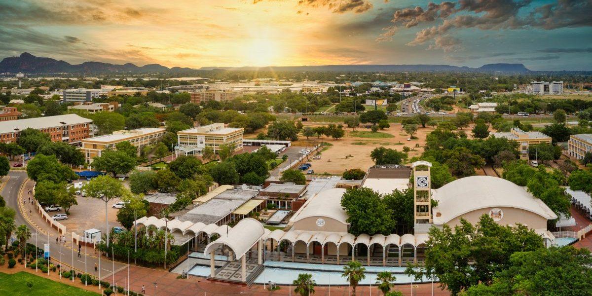 Parliament House, Gaborone, Botswana. Image: Getty, Poco_bw