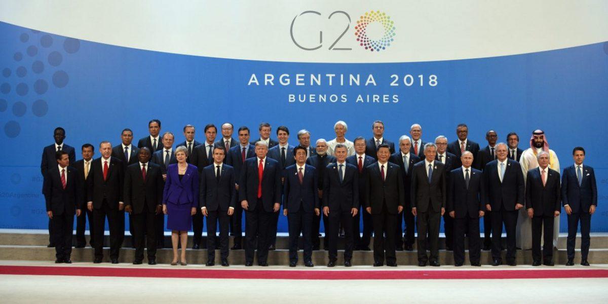 Image: Flickr, G20 Argentina