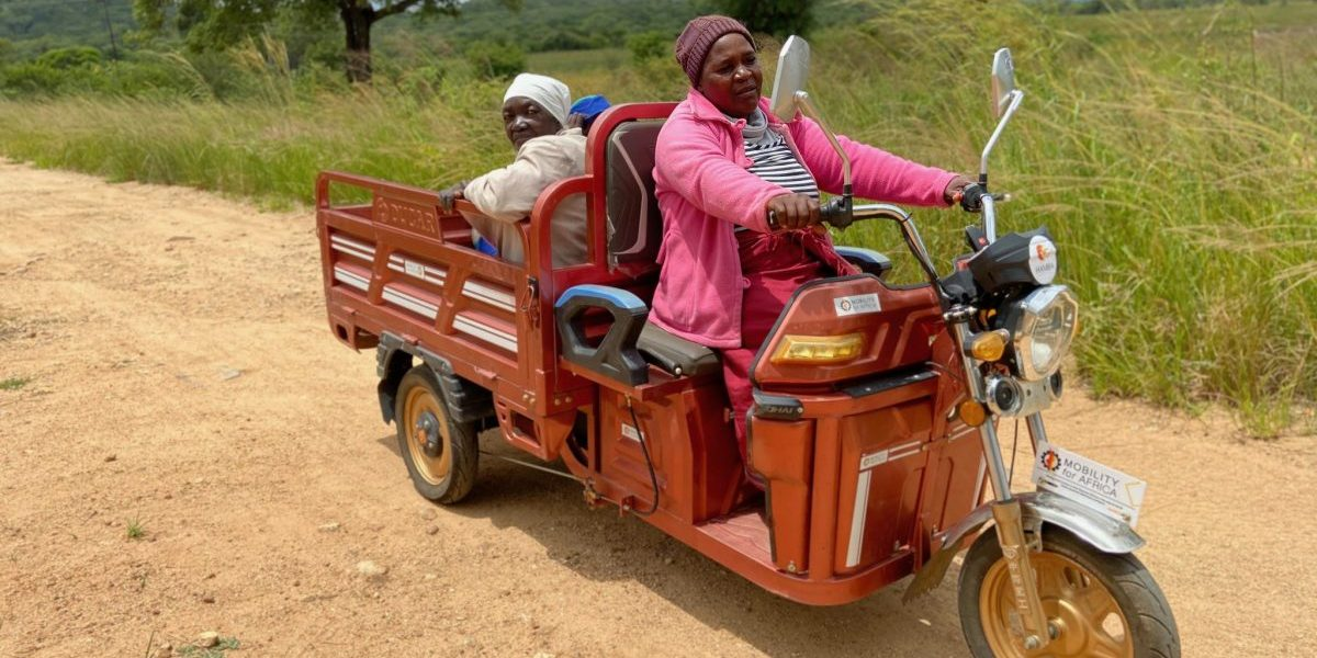 Image: Mobility for Africa