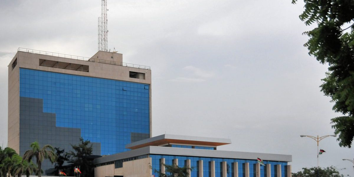 Ghana Commercial Bank, Accra. Image: Getty, M Torres